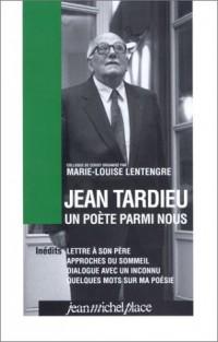 Jean Tardieu : Un poète parmi nous - Colloque de Cerisy