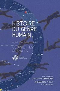 Histoire du genre humain: suivi d'autres uvrettes morales