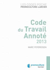 Code du Travail- Luxembourgeaois Annote. Édition Poche