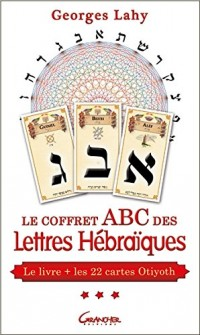 Le coffret ABC des Lettres Hébraïques - Livre + 22 cartes d'Otiyoth