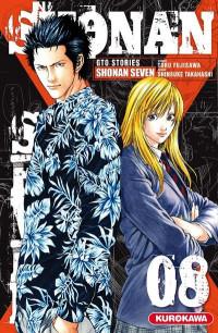Shonan Seven, Tome 8