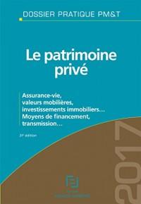 PATRIMOINE PRIVE 2017