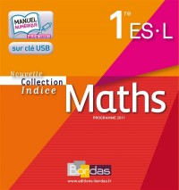 Cle Usb Non Adopt Maths Indice 1re Es&l