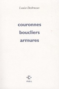 Couronnes, boucliers, armures