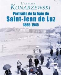 Atelier konarzewski portraits de la baie de Saint Jean de Luz 1865 1945