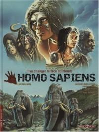 Homo sapiens : Pack en 2 volumes