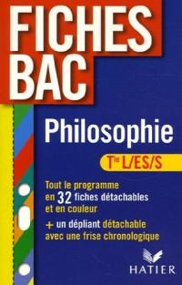 Philosophie Tle L-ES-S