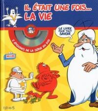Il était une fois... la vie : Avec 2 épisodes de la série en DVD : La cellule ; La bouche et les dents (1DVD)