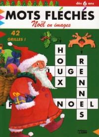Mots fléchés : Noël en images