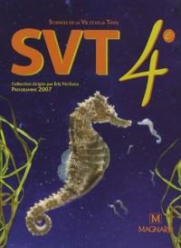 SVT 4e : Programme 2007