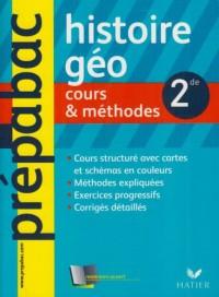 Histoire Géographie 2e : Cours & méthodes