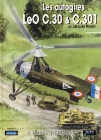 Les Autogires LéO C.30 & C.301 et leur dérivés