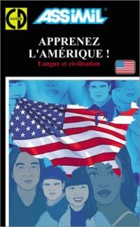 Apprenez l'Amérique ! (coffret 3 CD)