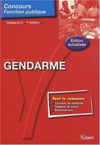Gendarme, catégorie C