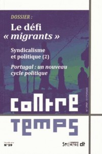 Contretemps N29 les Migrants