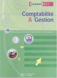 Comptabilité et gestion, terminale STT (Manuel)