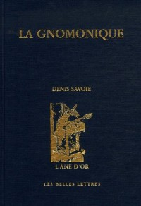 La gnomonique