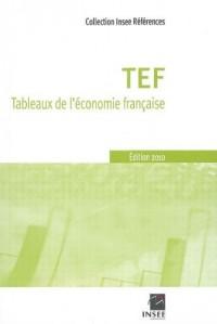 Tableaux de l'économie française
