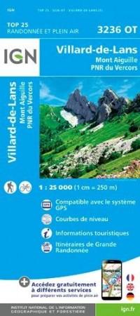3236OT VILLARD DE LANS MONT-AIGUILLE