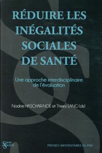 Réduire les inégalités sociales de santé : Une approche interdisciplinaire de l'évaluation