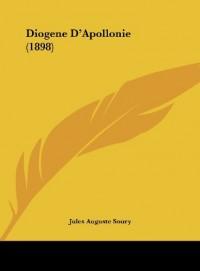 Diogene D'Apollonie (1898)