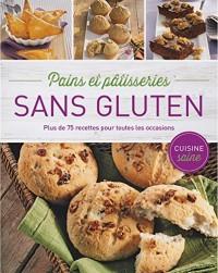 Pains et pâtisseries sans gluten