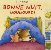 Bonne nuit, nounours !