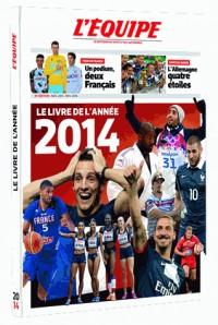 LIVRE DE L'ANNEE 2014