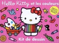 Hello Kitty et les couleurs : Kit de dessin