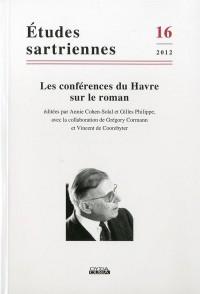 Les conférences du Havre sur le roman