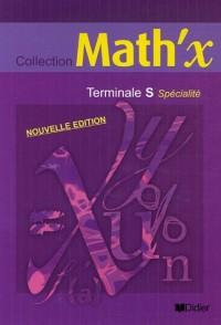 Mathématiques Terminale S spécialité