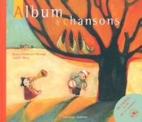 Album de chansons (1CD audio)