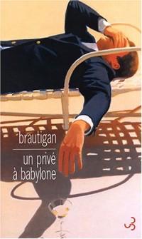 Un privé à Babylone, roman policier 1942