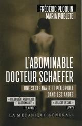 L'abominable docteur Schaefer [Poche]