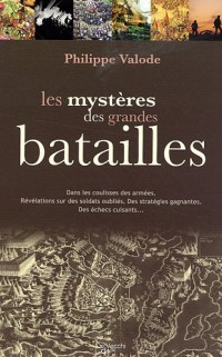 Mysteres des Grandes Batailles
