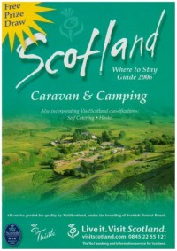 Scotland 2006: Where to Stay Caravan and Camping