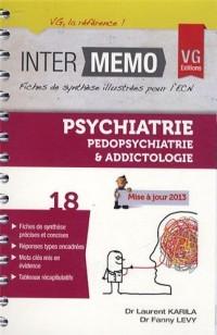 Psychiatrie, pédopsychiatrie & addictologie