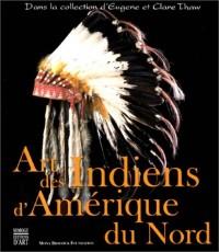 Art des Indiens d'Amérique du Nord