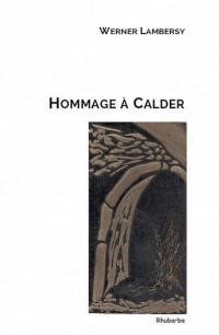 Hommage a Calder