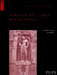 Temples de l'Inde méridionale (VIe-VIIIe siècles) : La mise en scène des mythes