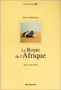 La route de l'Afrique
