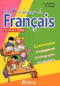 Les 4 chemins du français : Fichier CM2