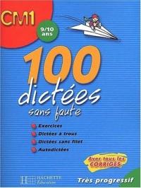 100 dictées sans faute CM1