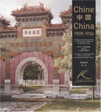 Chine 1909 - 1934, volume 2 : Catalogue des photographies et des séquences filmées du Musée départemental Albert Kahn