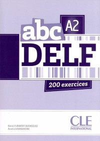 Delf A2 Livre + CD Audio