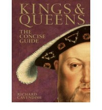 [ KINGS AND QUEENS THE CONCISE GUIDE BY LEAHY, PIP](AUTHOR)HARDBACK