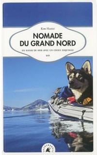 Nomade du Grand Nord - En kayak de mer avec un chien esquimau