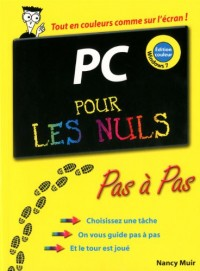 PC ED WINDOWS 7 PAS A PAS PR