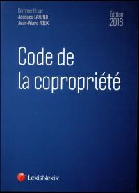 Code de la copropriété 2018