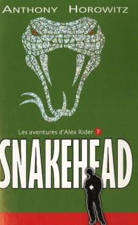 Alex Rider, Tome 7 : Snake Head
